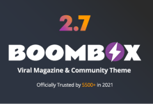 Boombox Nulled