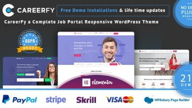 Careerfy NULLED
