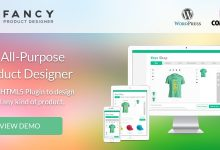 Fancy Product Designer Nulled