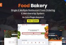 FoodBakery Nulled