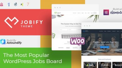 Jobify Nulled