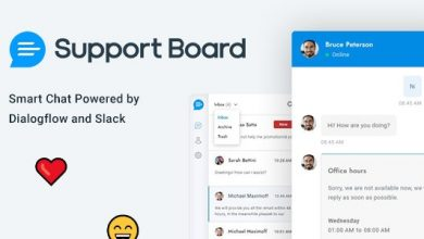 Support Board NULLED