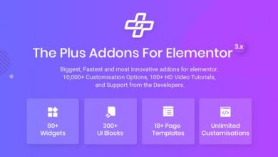 The Plus Addons For Elementor Nulled