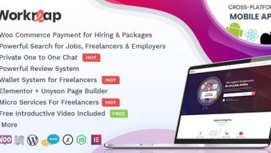 Workreap Nulled