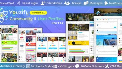 Youzify NULLED